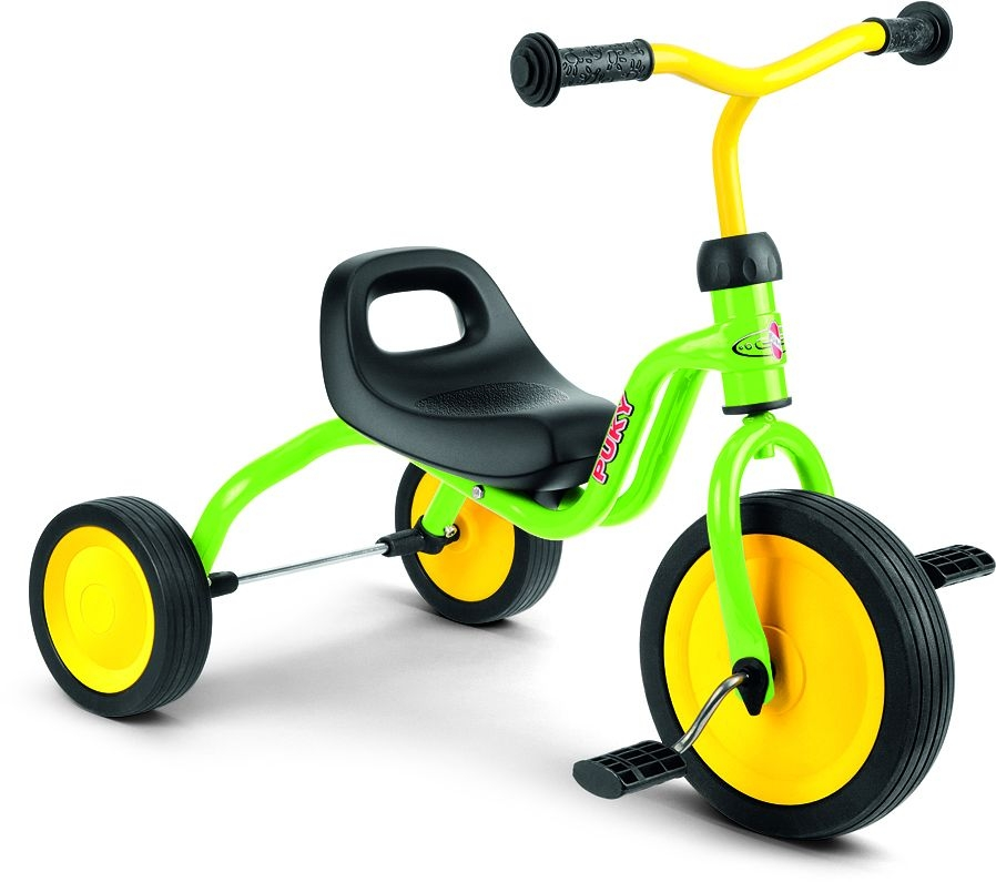 Tricycle PUKY Fitsch 1 an 1/2 Kiwi