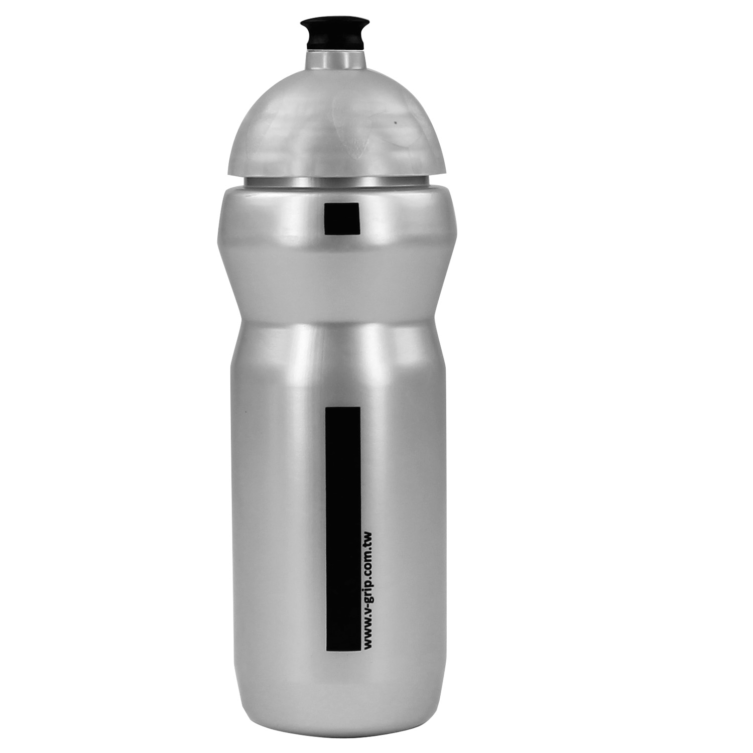 Bidon WTP 750 ml Valve Automatique Gris