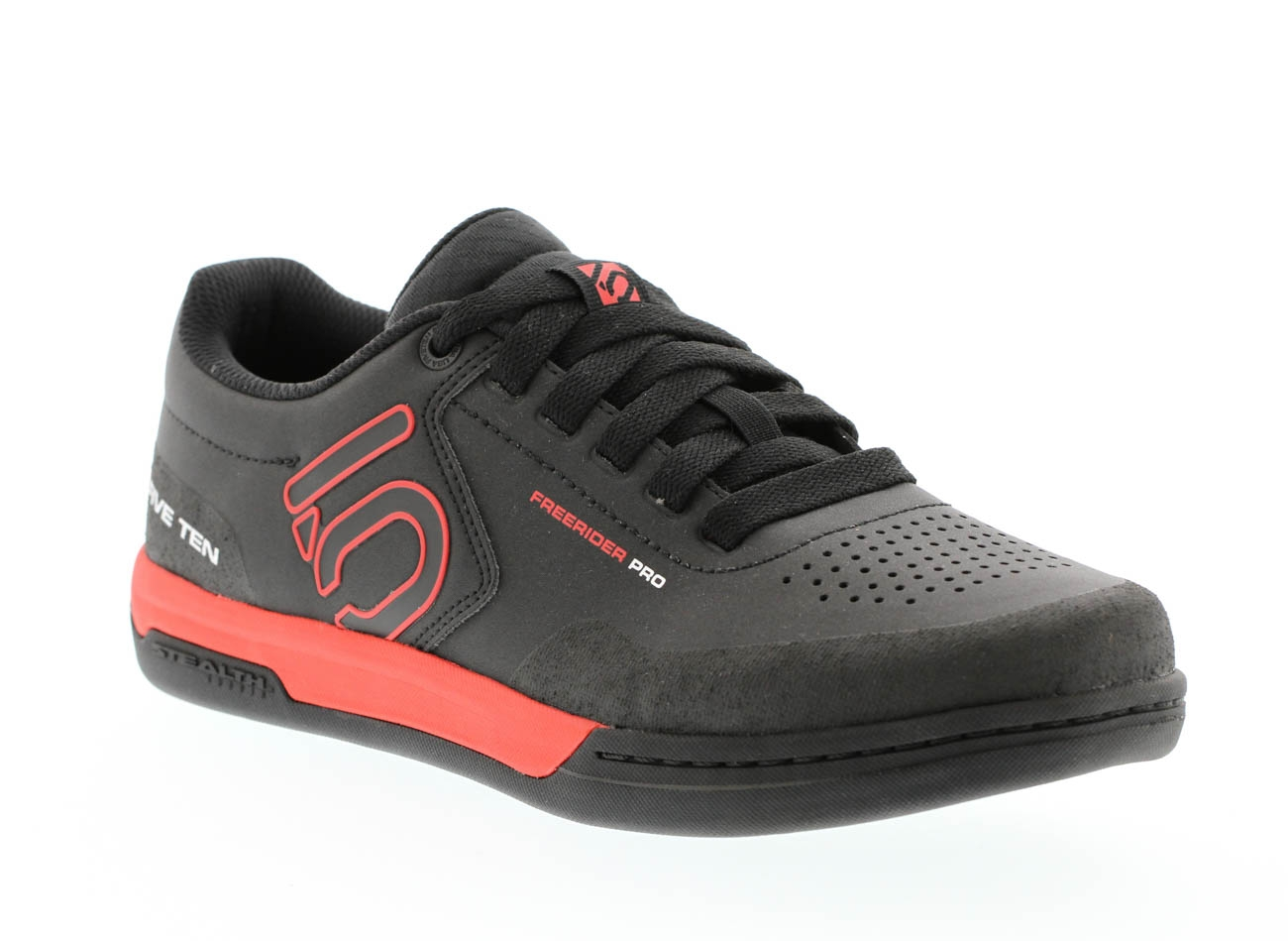 Chaussures Five Ten FREERIDER PRO Noir/Rouge - UK-8.0 (42.0)
