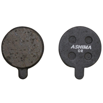 Plaquettes de frein Ashima comp. Zoom Organiques
