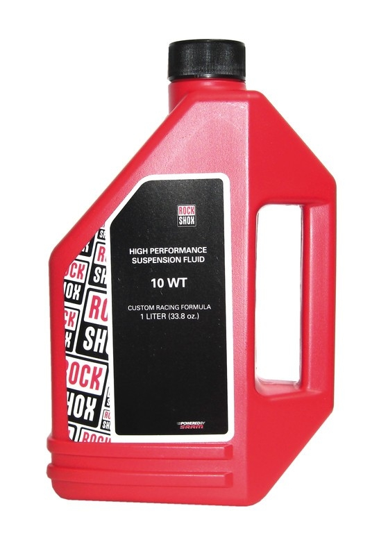Huile fourche RockShox Pitstop Oil 10 WT (1 litre)