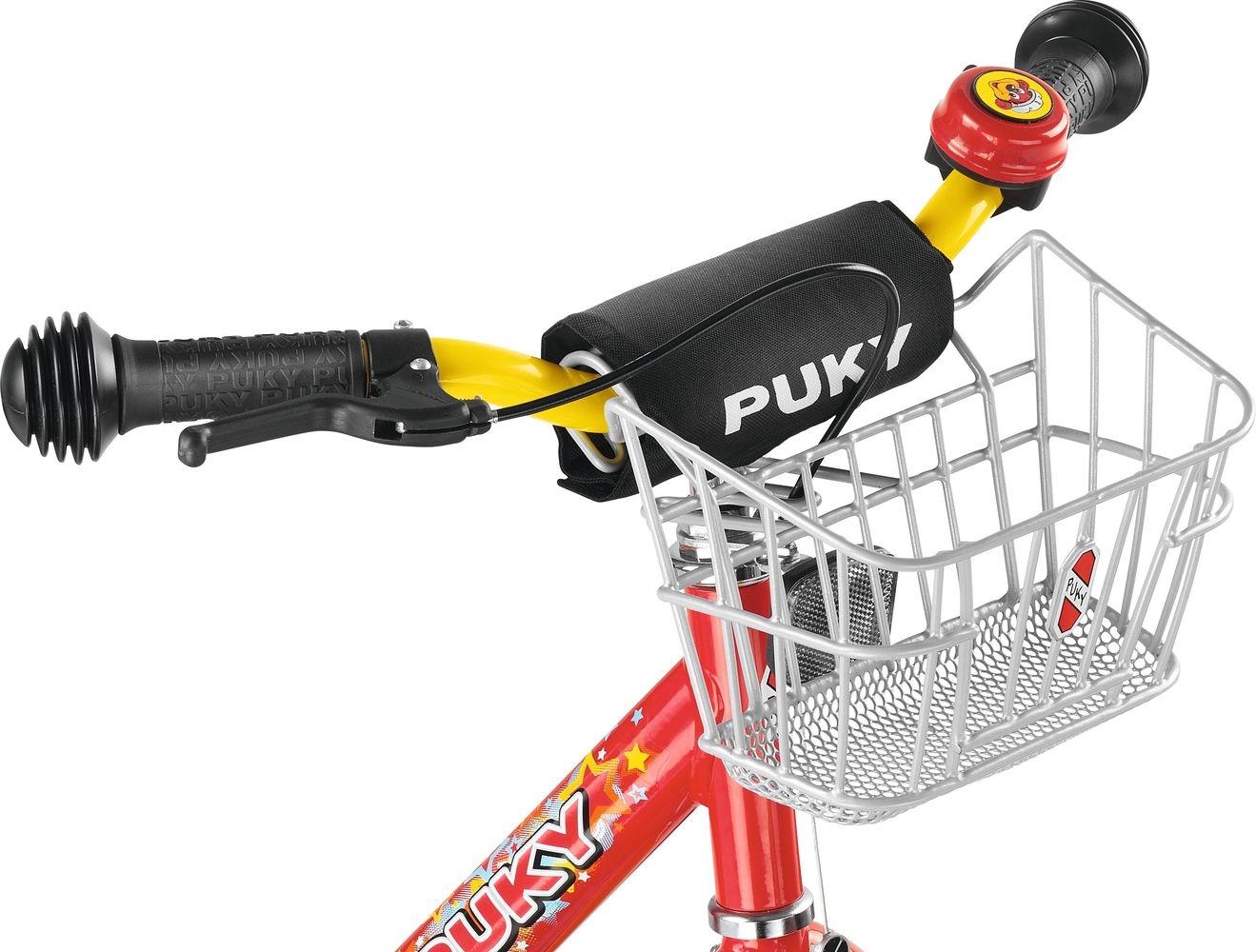 Panier avant Puky LK Z pour guidon vélo série Z et ZL Argent