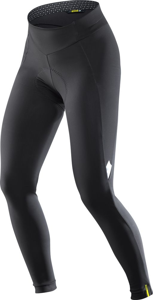 Cuissard long femme Mavic Sequence Thermo Noir - S