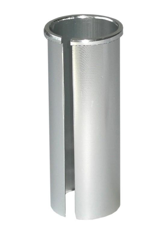 Douille de tige de selle diam. 27,2 mm vers 30,4 L. 80 mm