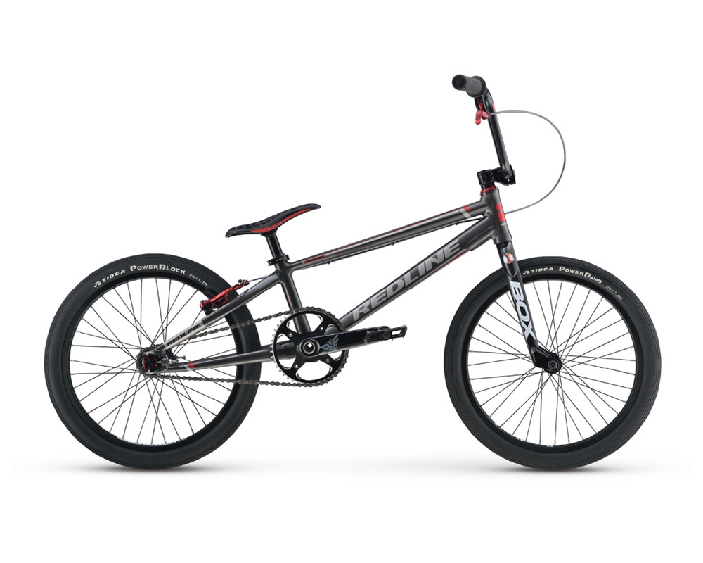 BMX Race Redline Flight Pro 2016 Gris