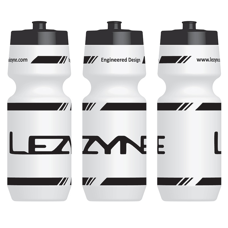 Bidon Lezyne Flow Bottle 700 ml Blanc