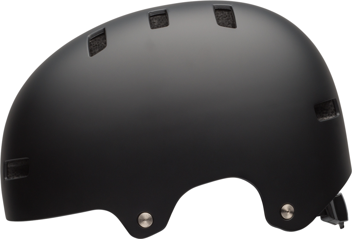 Casque Bell LOCAL Noir mat - L (58-62 cm)