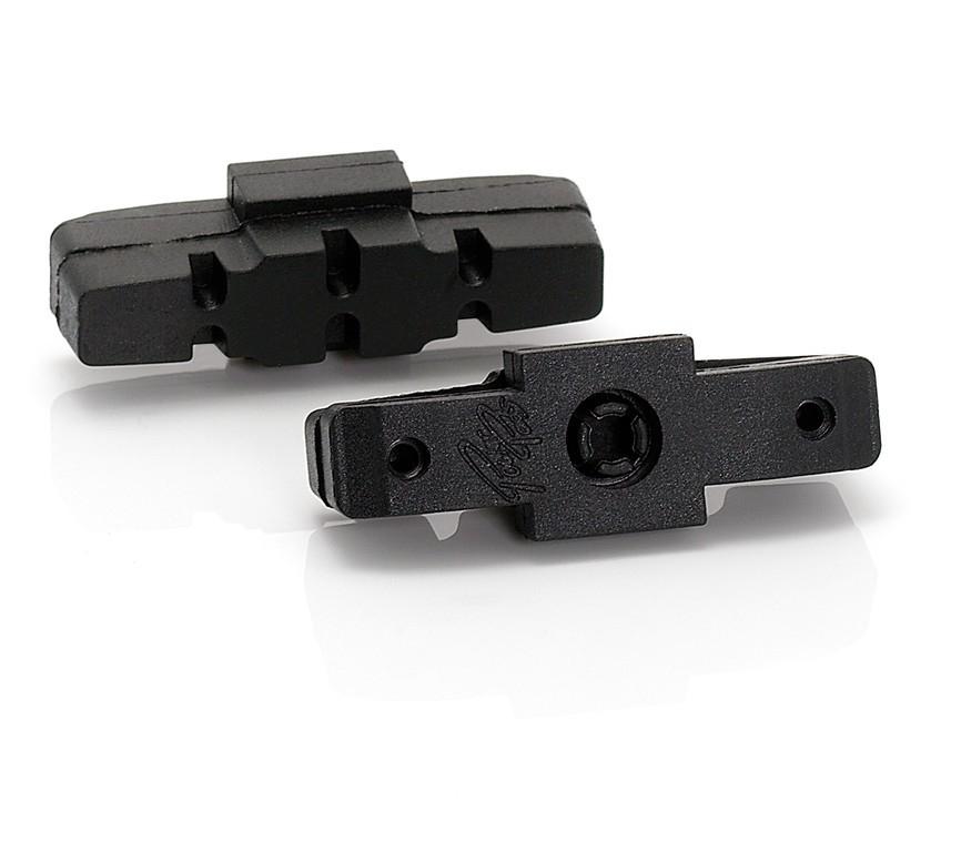 Porte-patins XLC RP-M01 50 mm pour Magura HS (Paire) Noir