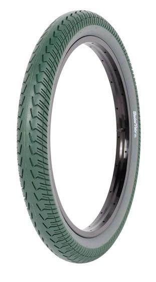Pneu TSC Valor Tire 2.4 Vert/Flancs Gris