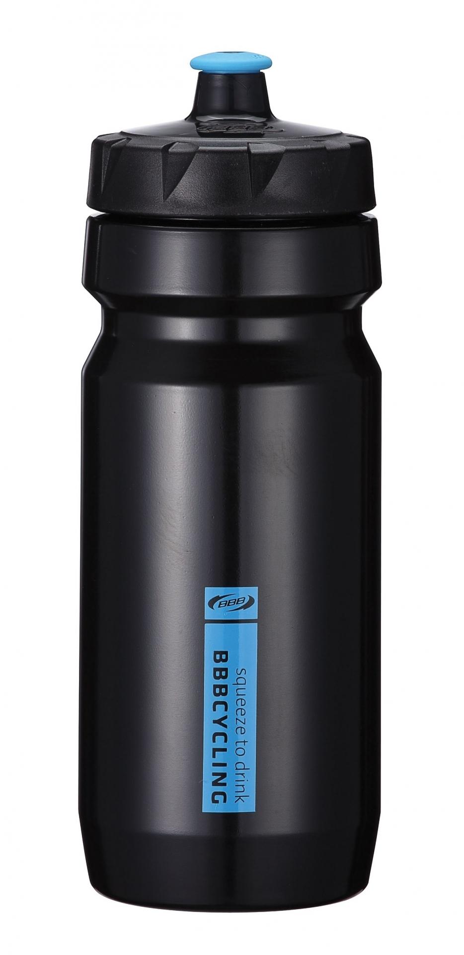 Bidon BBB CompTank 550 ml Noir/Bleu - BWB-01