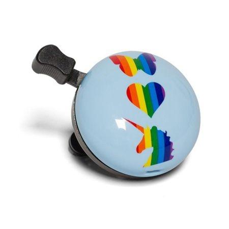 Sonnette Nutcase Bell - Rainbow Friends