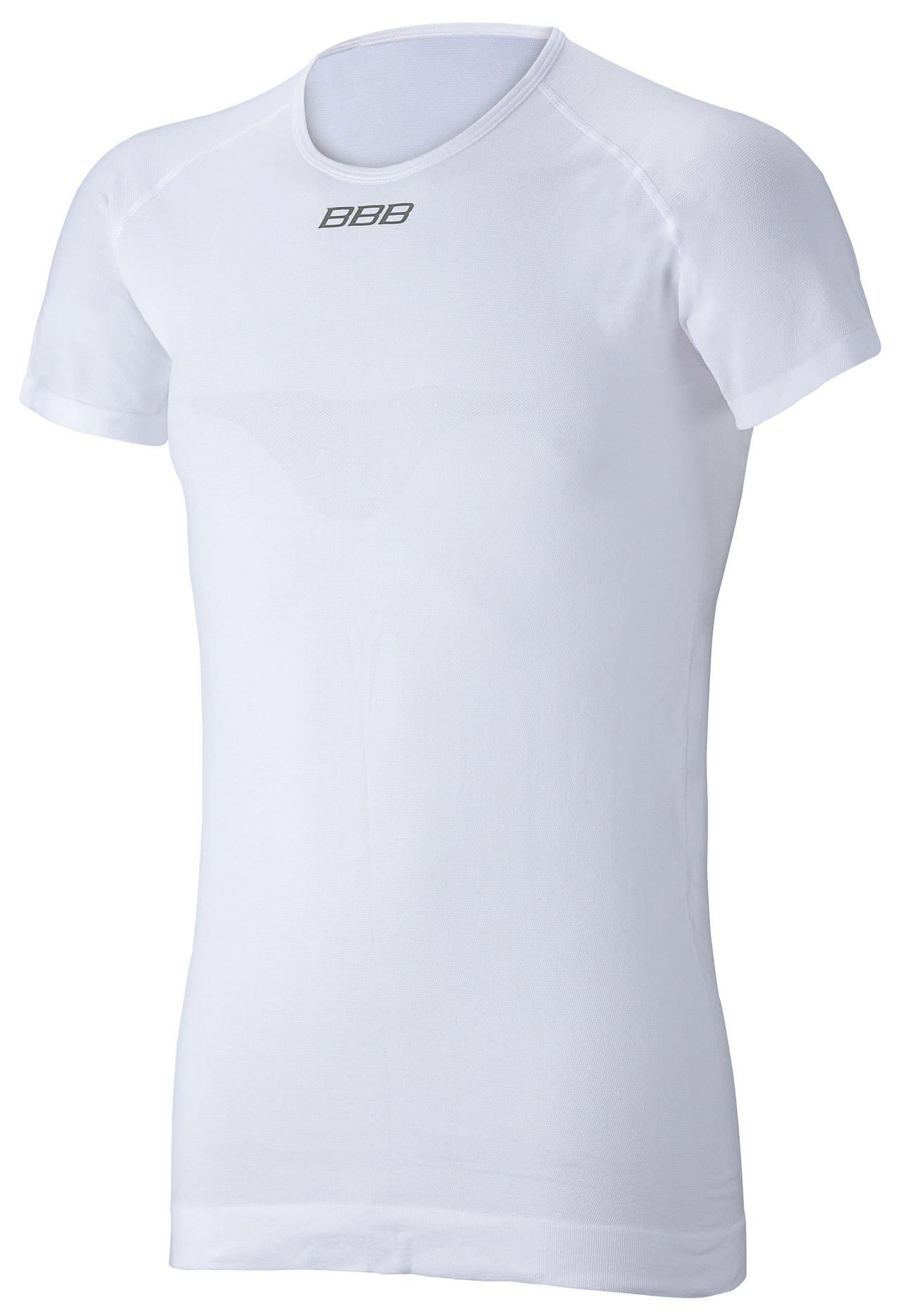 Sous vêtement été BBB CoolLayer MC Blanc - BUW-07 - XS/S