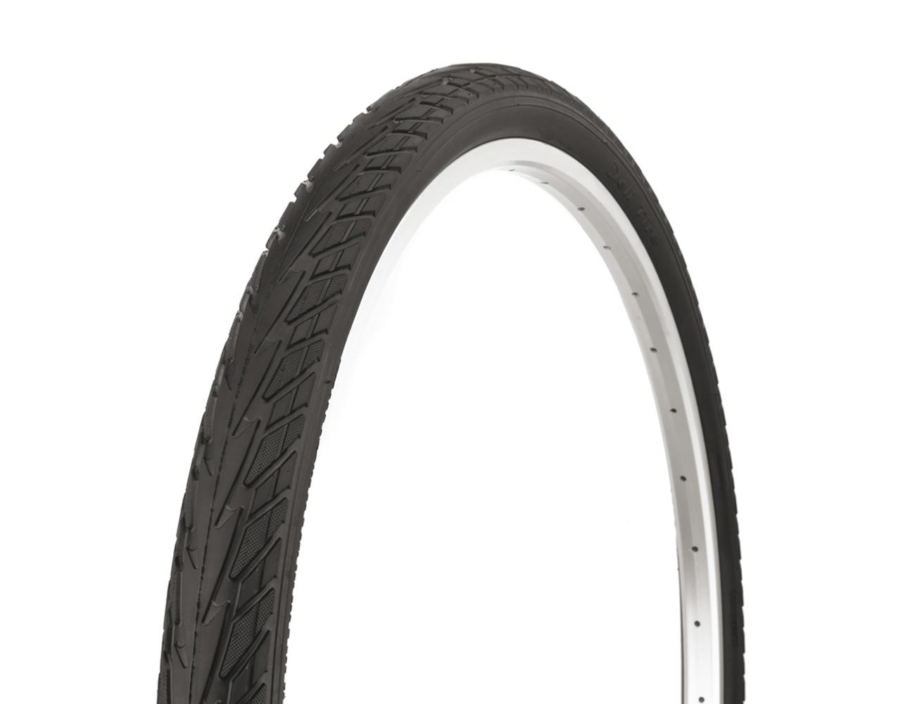 Pneu Deli Tire Blue Way 26 x 1.75 Protect Liner VAE TR Noir/Réfléchissant