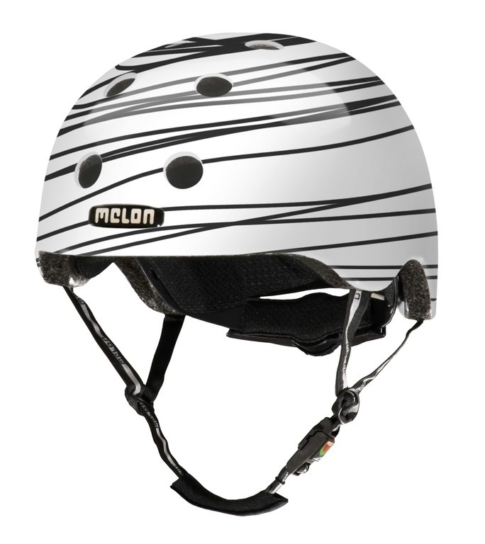 Casque Melon Urban Active Story Scribble - Xl-XXL / 58-63 cm
