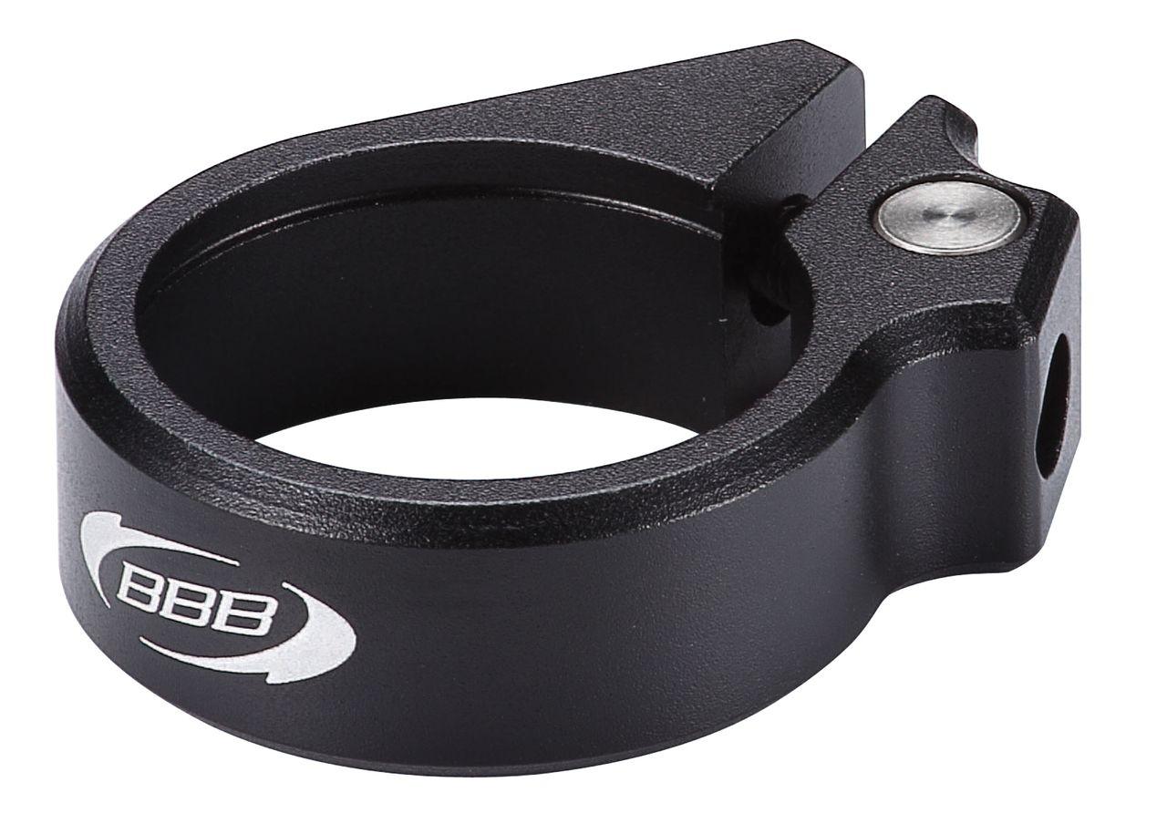 Collier de serrage BBB CarbonStrangler 28,6 (noir) - BSP-82