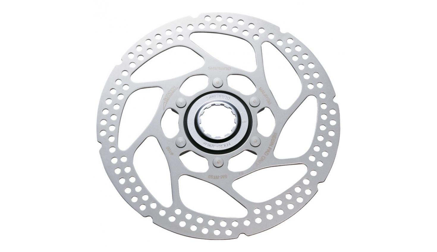 Disque de frein Shimano SLX SM-RT 53 160 mm Centerlock