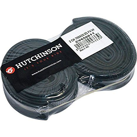 Lot de 2 chambres à air Hutchinson VTT 26 x 1.70/2.35 Presta 48 mm