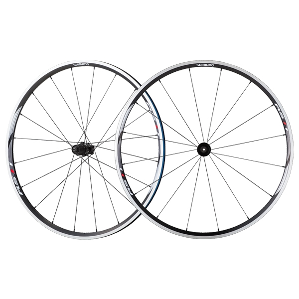 Roues Shimano WH-RS11 11V / 10V (Paire) Noir