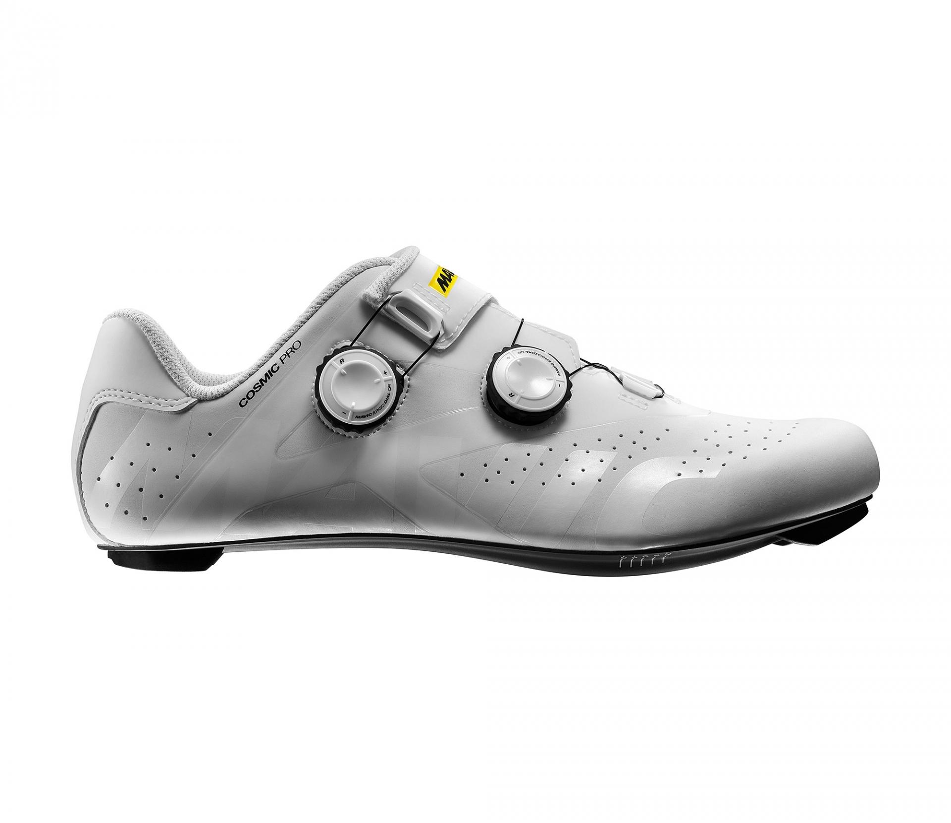 Chaussures route Mavic Cosmic Pro Blanc/Noir - 43 1/3