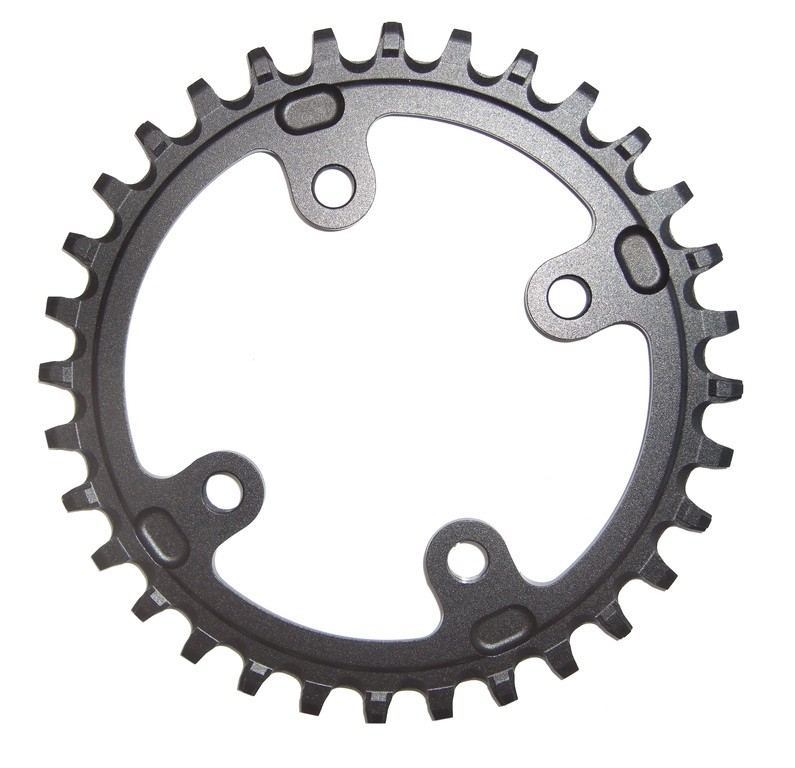 Plateau SRAM Truvativ XX1 11 vitesses 34 dents gris