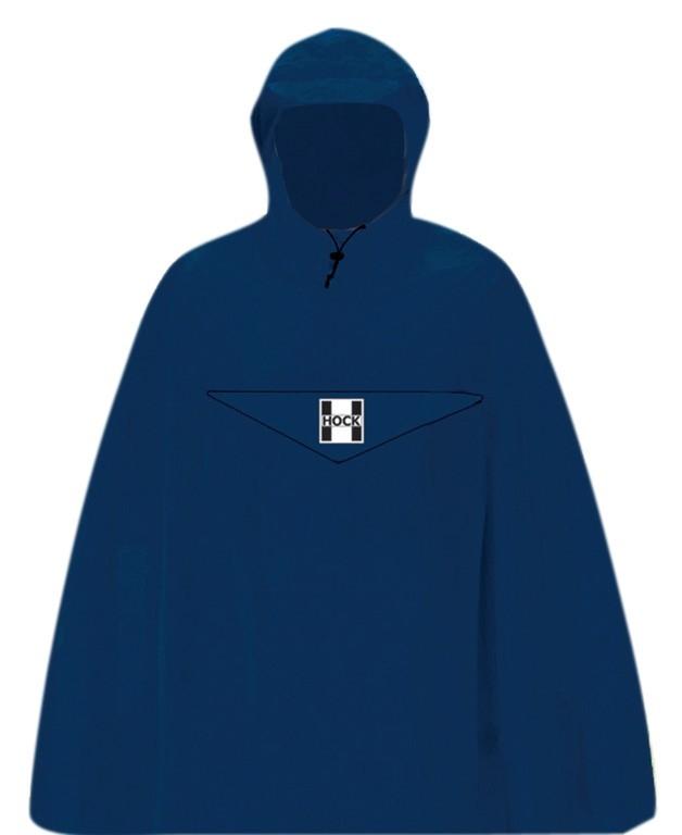 Cape de pluie Hock Rain Light Bleu - L