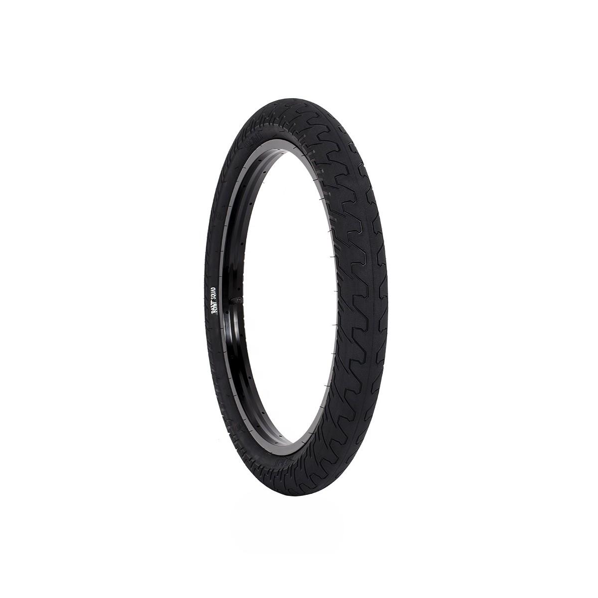 Pneu BMX Rant Squad Tire 20 x 2.20 Noir