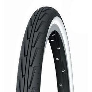 Pneu Michelin 400A Confort City J. Noir/Blanc
