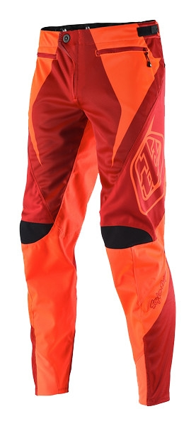 Pantalon Troy Lee Designs Sprint Reflex Rocket rouge - 28