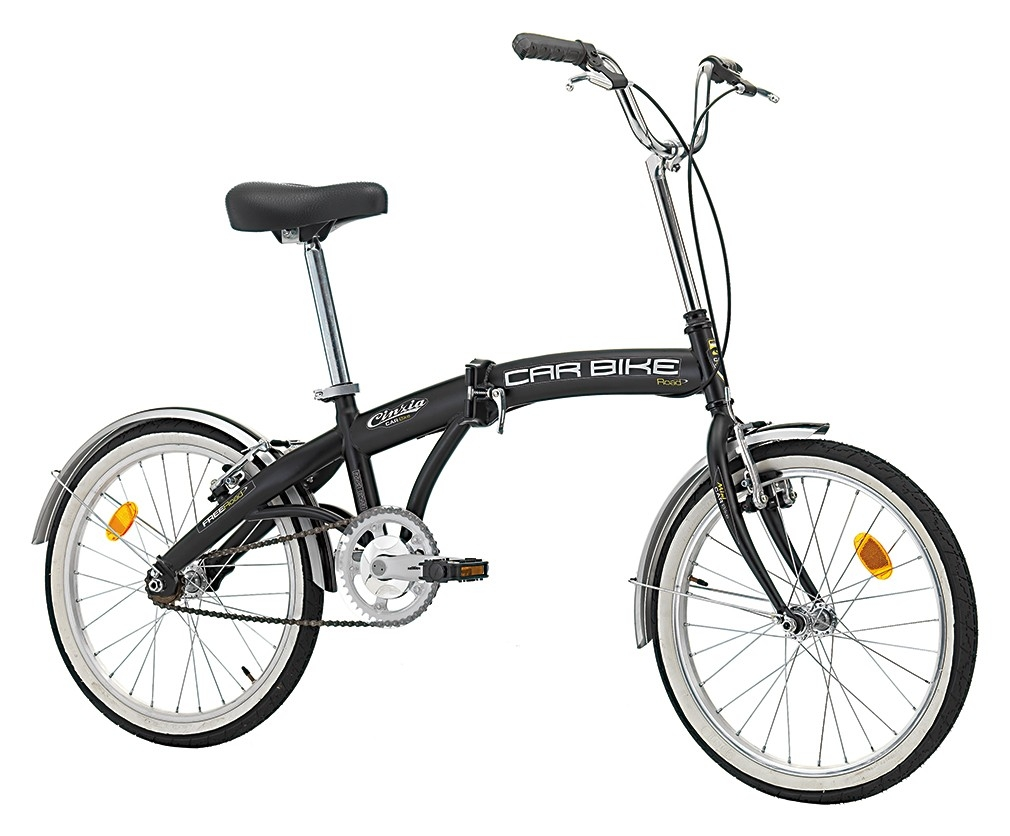 Vélo pliant Cinzia Car Bike 20\