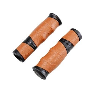 Poignées ProGrip 932 Dual 125 mm Marron/Noir