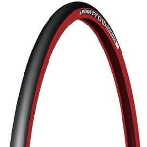 Pneu Michelin Pro 4 700x23 Noir/rouge