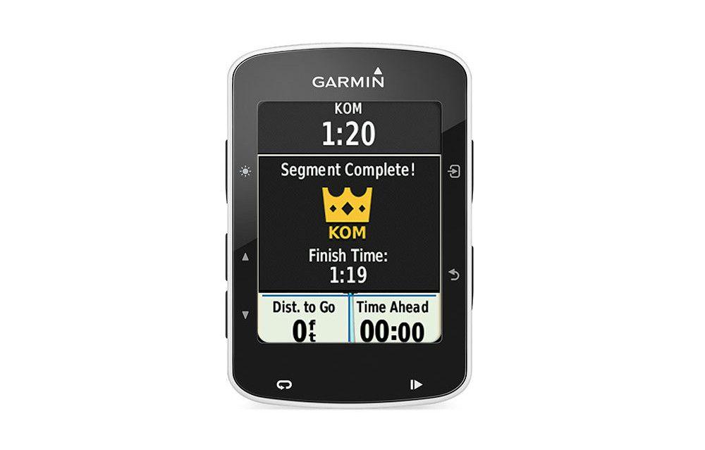 Compteur de vélo GPS Garmin Edge 520