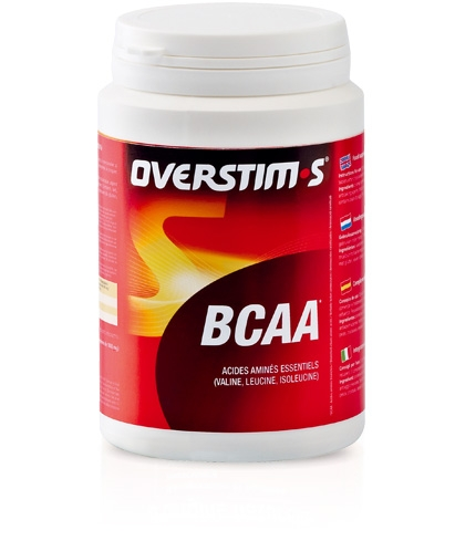 Compléments Alimentaires Overstims BCAA 180 comp.