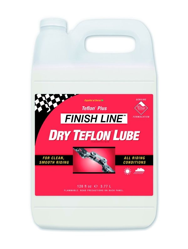Lubrifiant Finish Line Dry Lube (Teflon Plus) (1 L)