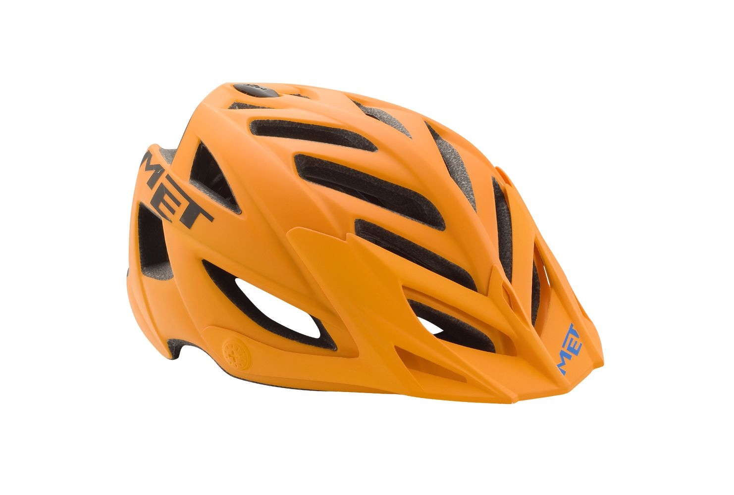 Casque MET Terra Safe-T Duo Orange/Noir
