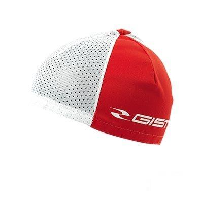 Sous-casque été GIST Rouge/Blanc
