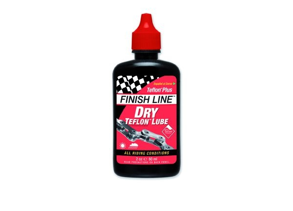 Lubrifiant Finish Line Dry Lube Teflon Plus 60 ml