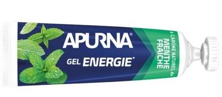 Gel énergie 2h Apurna Menthe Fraîche Tube 35 g