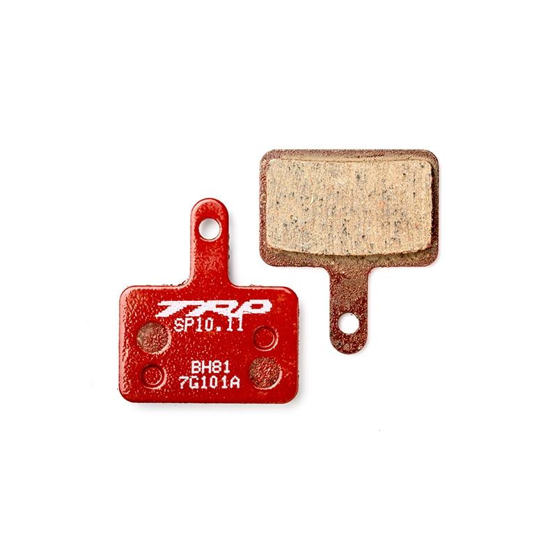 Plaquettes de frein TRP S10.11 Semi-métallique
