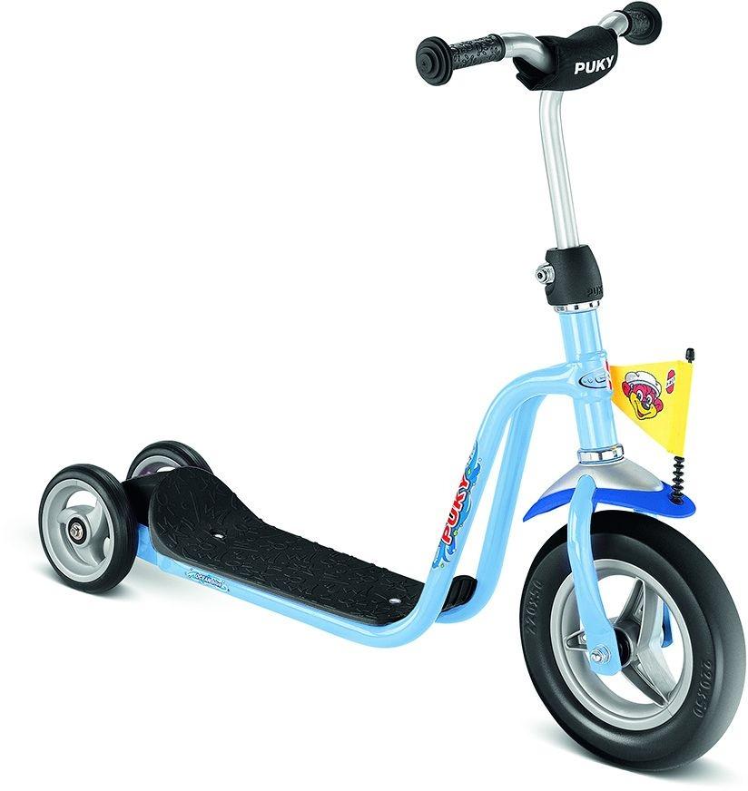 Première trottinette 3 roues PUKY R 1 bleu océan 2 ans