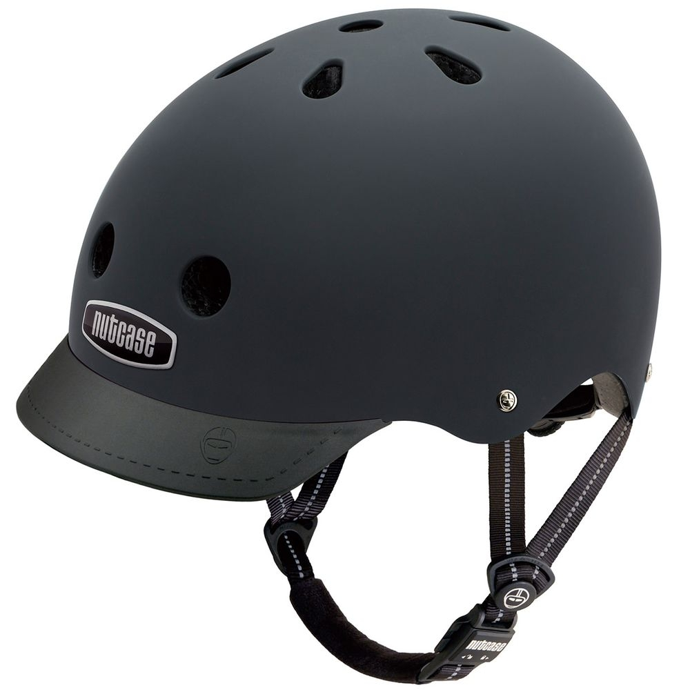 Casque Nutcase Supersolid Street Blackish - S / 52 - 56 cm
