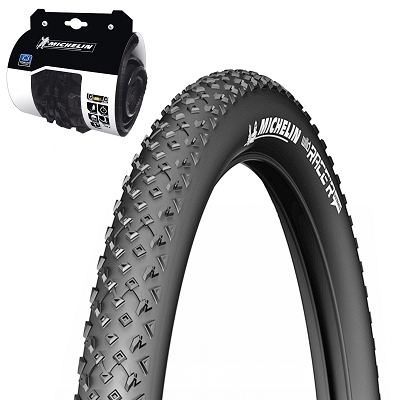 Pneu 27.5 x 2.25 Michelin Wildrace'r2 Advanced Gum-X Reinforced TS