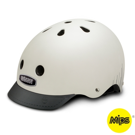 Casque Nutcase Street MIPS Silver Wavelength - S (52 - 56 cm)