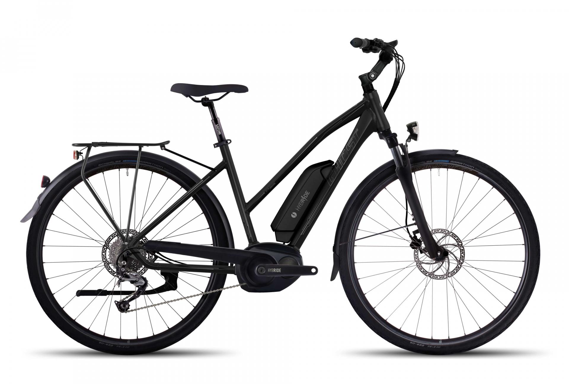 Vélo Ghost Andasol Hybride TR 2 Noir/Gris - XS