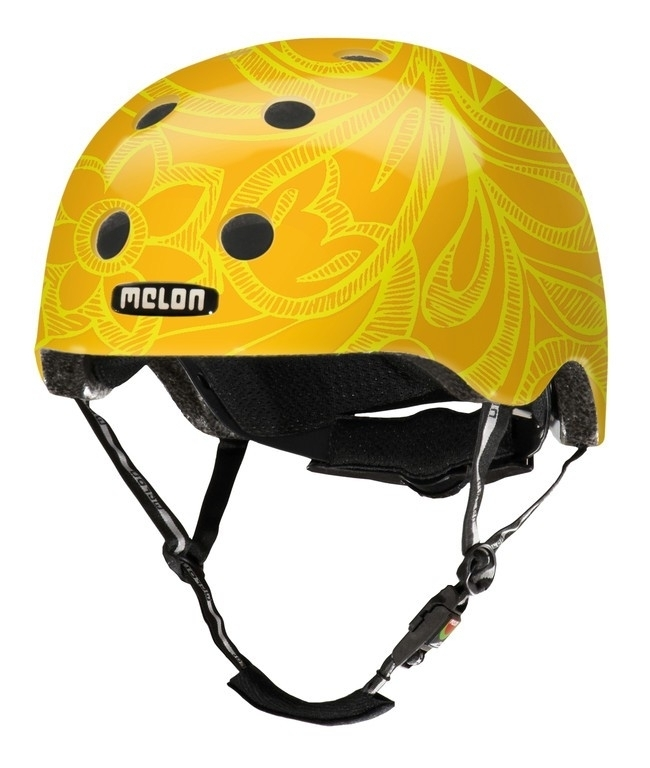 Casque Melon Urban Active Story Mellow Yellow - Xl-XXL / 58-63 cm