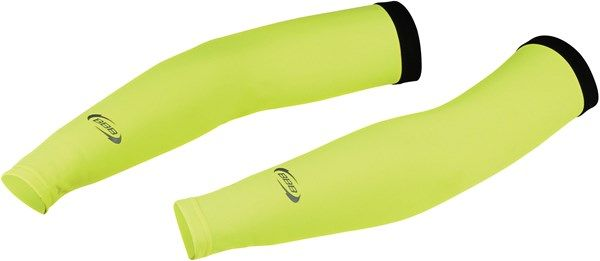 Manchettes BBB Thermo Fabric (jaune fluo) - BBW-92 - S
