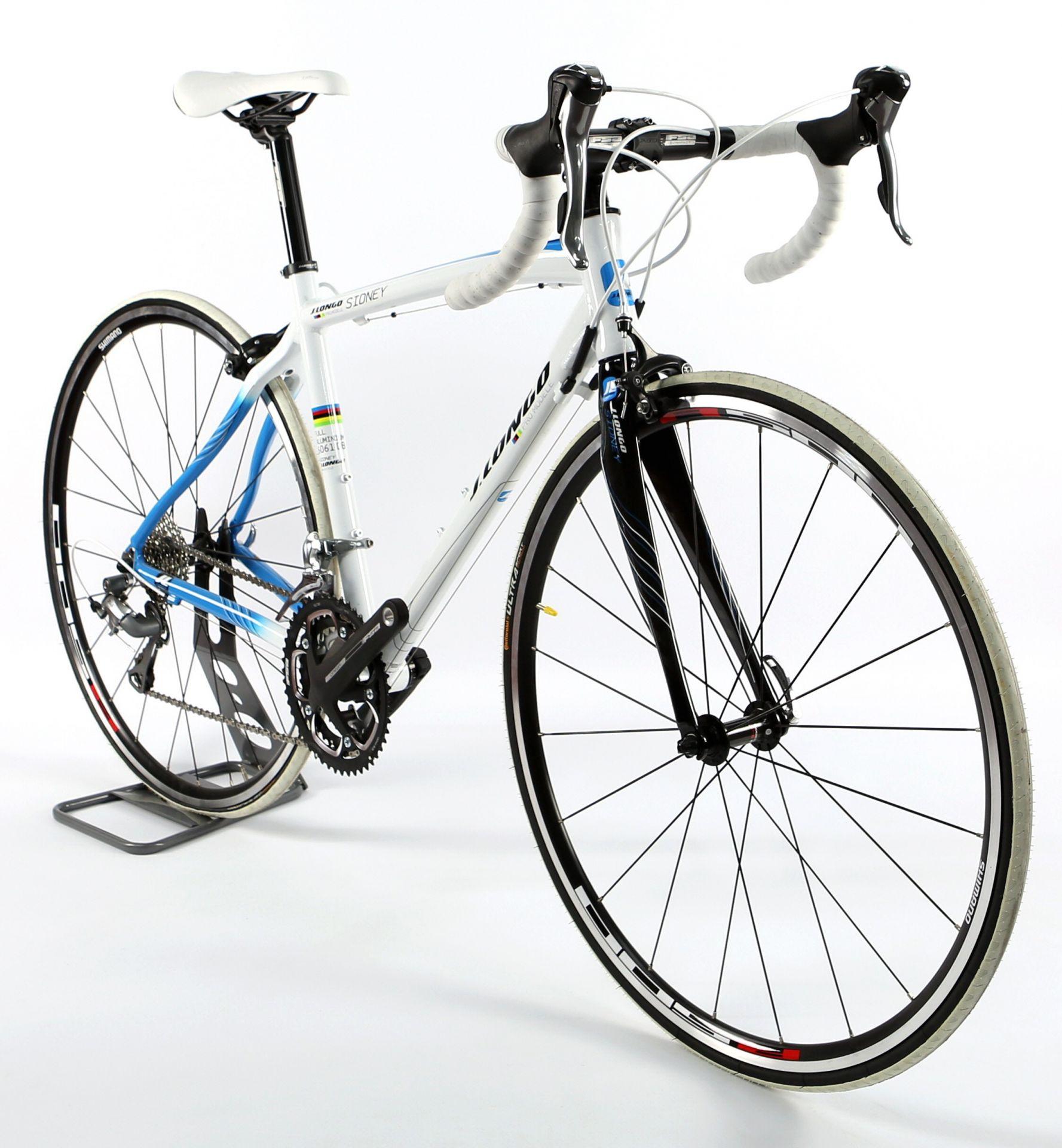 Vélo de route J.Longo Sidney Tiagra 3x10V - L