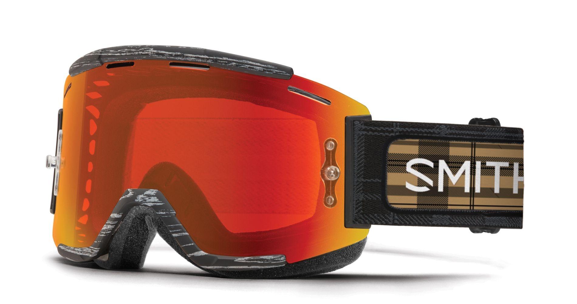 Masque Smith Optics Squad MTB Rheeder ChromaPop Everyday Rouge Mirror