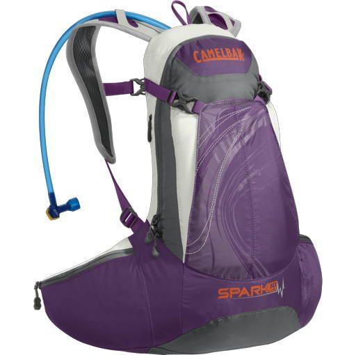 Sac à dos d'hydratation CamelBak Spark 10 LR (violet/blanc)