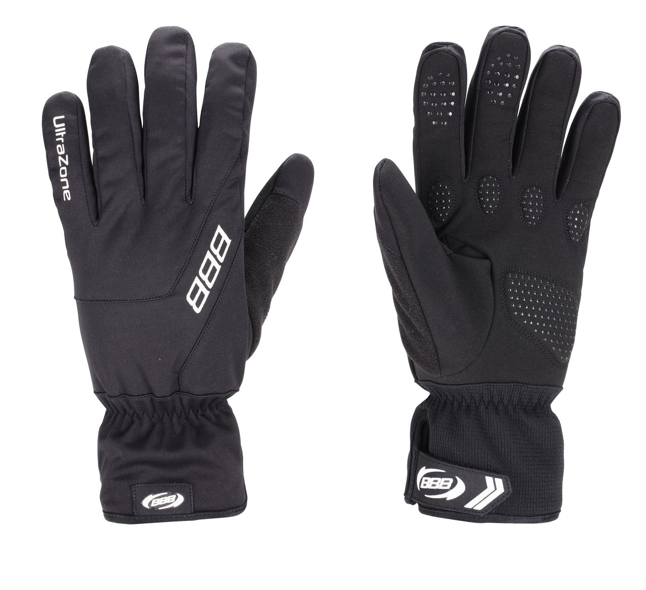 Gants d'hiver BBB UltraZone (Noir) - BWG-24 - S